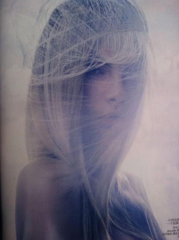Съёмка: Кара Делевинь в объективе Сольве Сундсбо. Изображение № 2.