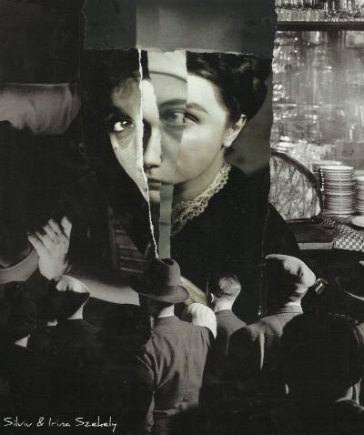 Клей, ножницы, бумага: 10 современных художников-коллажистов. Изображение № 7.