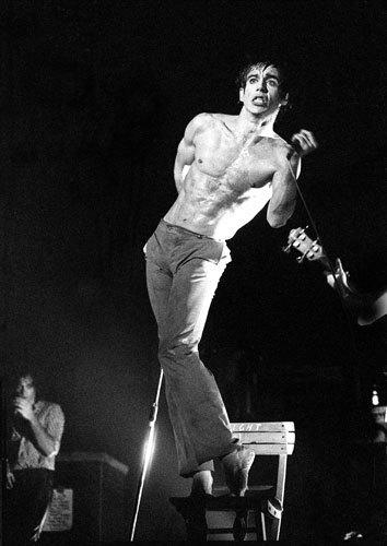 Говард Барлоу – рок-фотограф. Изображение № 1.