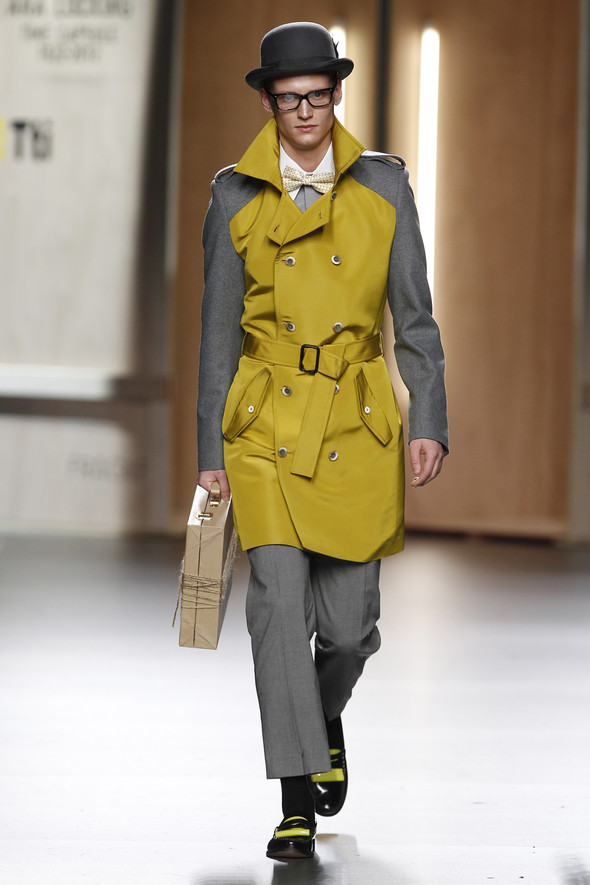 Madrid Fashion Week A/W 2012: Ana Locking. Изображение № 20.