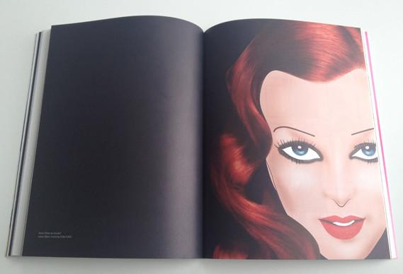 Журнал о моде Herself: только иллюстрации и никаких фотографий. Изображение № 10.