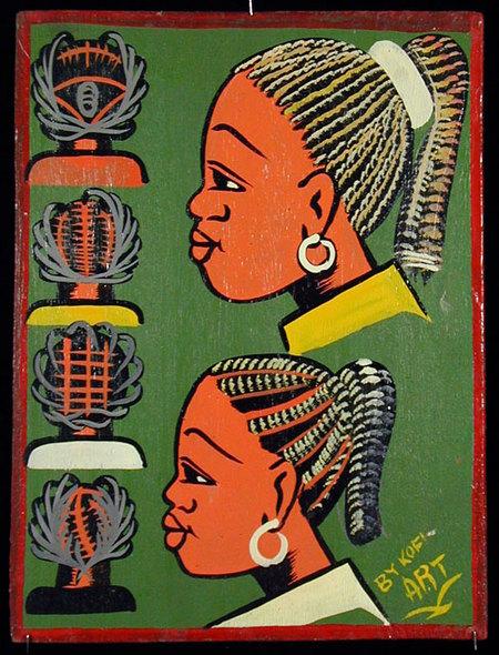 African Hairlooks. Изображение № 40.
