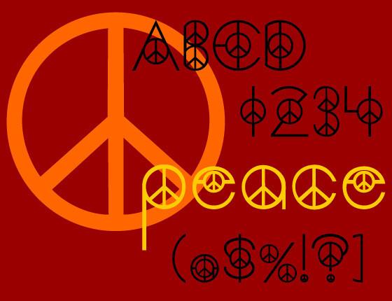 PEACE, PEACE, PEACE. Изображение № 12.