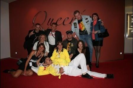 Австрийский фан-клуб Queen. Изображение № 4.