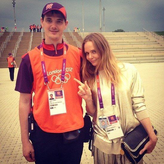 Стелла МакКартни на Олимпийских играх!. Изображение № 4.