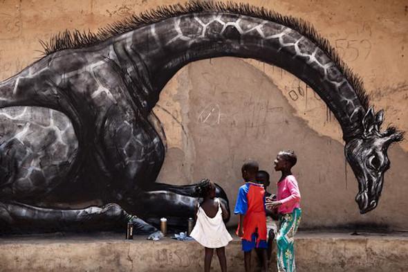 Лучшие стрит-арт проекты 2011 года. Изображение №37.