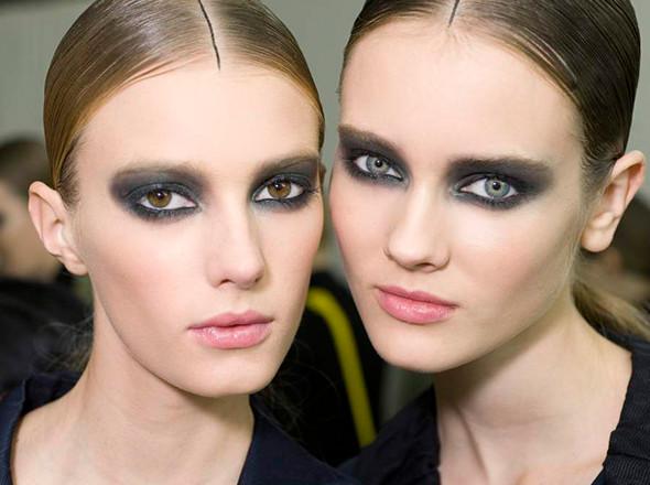 Изображение 2. Красная стрела: тенденции макияжа SS 2011.. Изображение № 12.