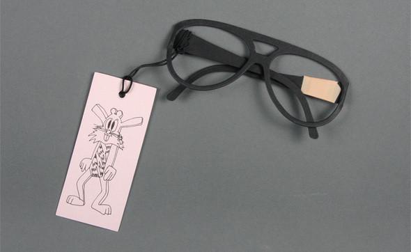 Изображение 22. Womenswear collections S/S 2011: show invitations.. Изображение № 22.