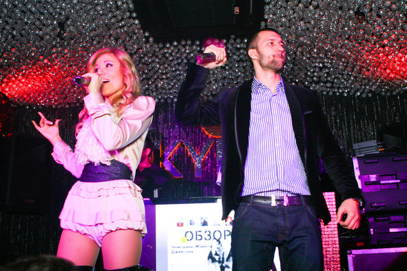 Московский RnB артист T-killah взорвал Billboard trend party. Изображение № 7.