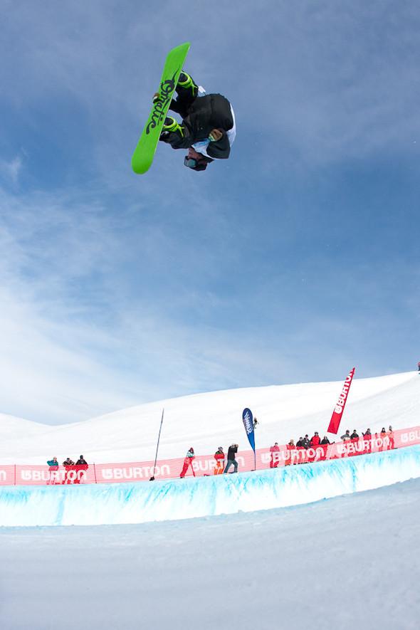 Сноубордист Louie Vito втелешоу «Танцы СоЗвездами». Изображение № 1.