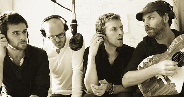 Coldplay споют дляСимпсонов. Изображение № 1.