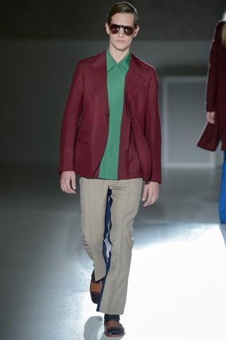 Неделя мужской моды в Милане: День 2. Изображение № 30.
