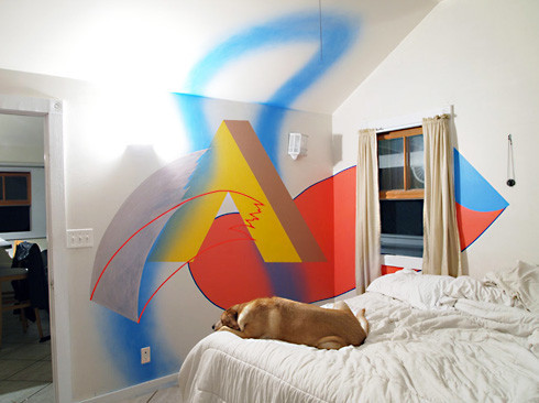 Абстрактное граффити: Стрит-художники об улицах, публике, опасности и свободе. Изображение № 22.