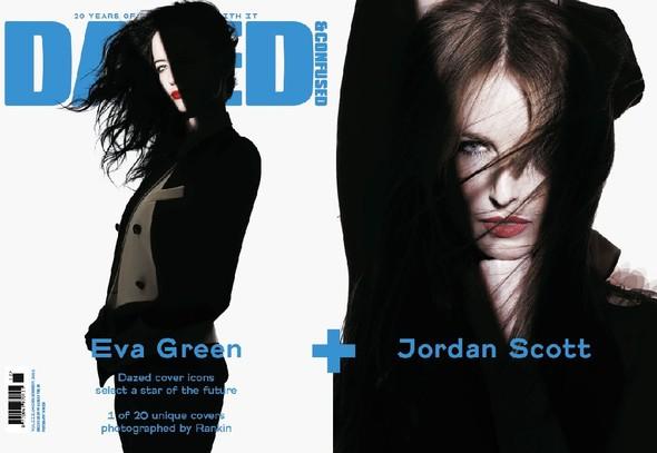 Обложки: Кейт Мосс, Хлое Севиньи, Ева Грин и другие для Dazed & Confused. Изображение № 3.