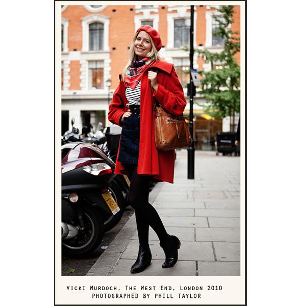 Изображение 6. City Looks: Лондон и Париж.. Изображение № 8.