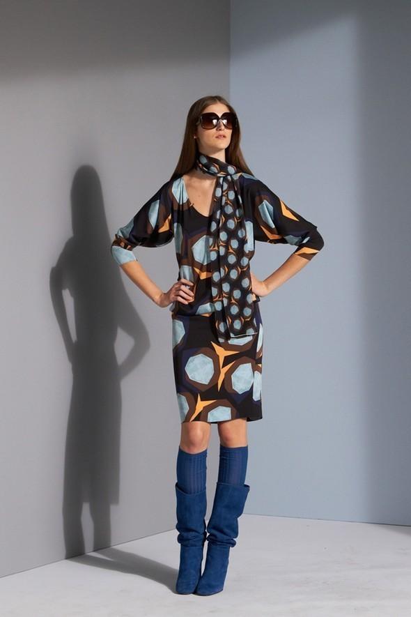 Лукбуки: Diane von Furstenberg, Calvin Klein, Suzuki Takayuki. Изображение № 10.
