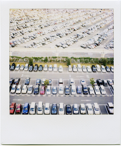 Polaroid cars. Изображение № 3.