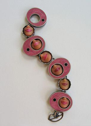 Украшения изчастей тела Барби. Изображение № 12.