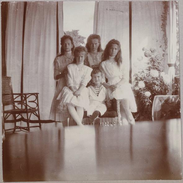 Редкие фотографии семьи Романовых. Изображение № 9.