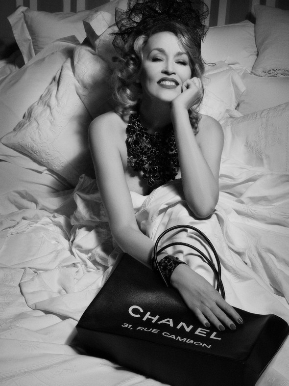 Jerry Hall by Chanel Accesories. Изображение № 3.