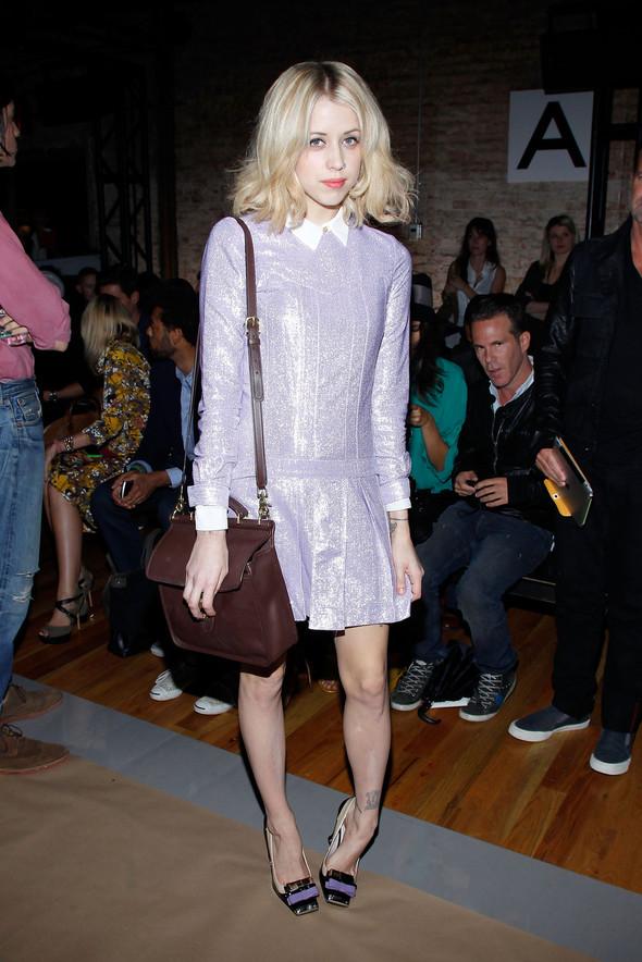New York Fashion Week: Y-3 SS 2012. Изображение № 12.