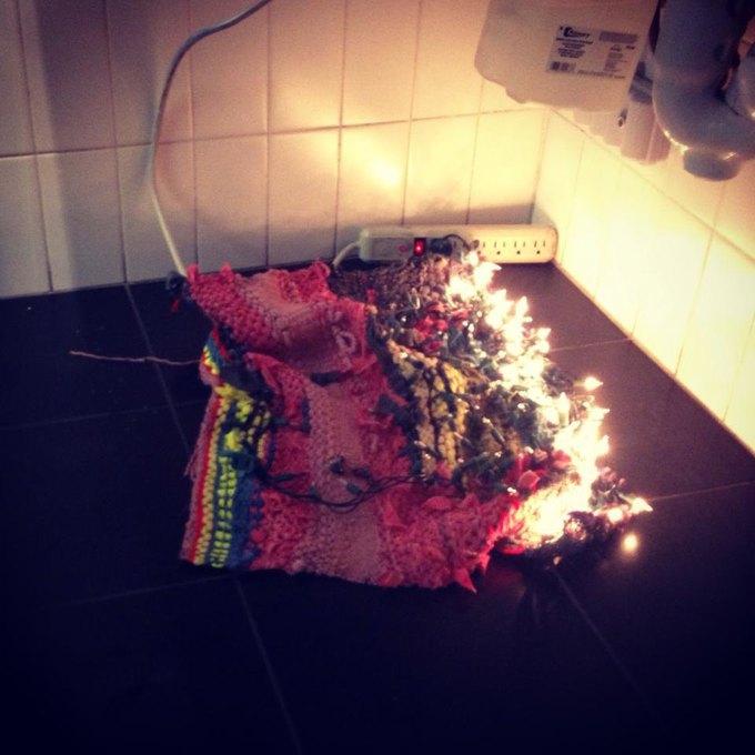 В туалете MoMa появилось искусство . Изображение № 2.