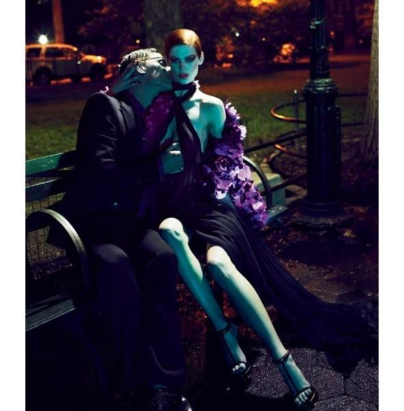 Съёмка: Саския де Брау в Gucci для Interview. Изображение № 4.