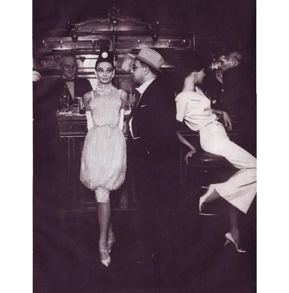 Архивная съёмка: Одри Хепберн для Harper's Bazaar, 1959. Изображение № 6.