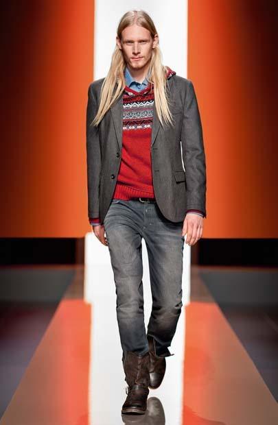 Новости ЦУМа: Коллекция мужской одежды Boss Orange осень-зима 2012-13. Изображение № 6.