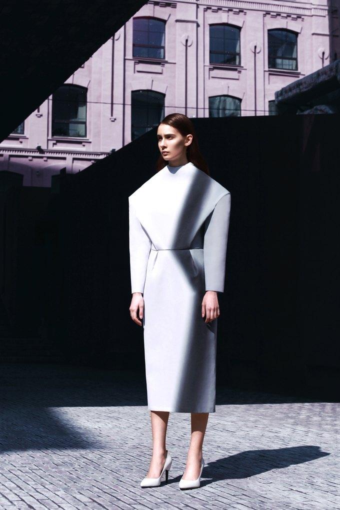 Показана новая коллекция молодого дизайнера Ольги Шурыгиной. Изображение № 22.