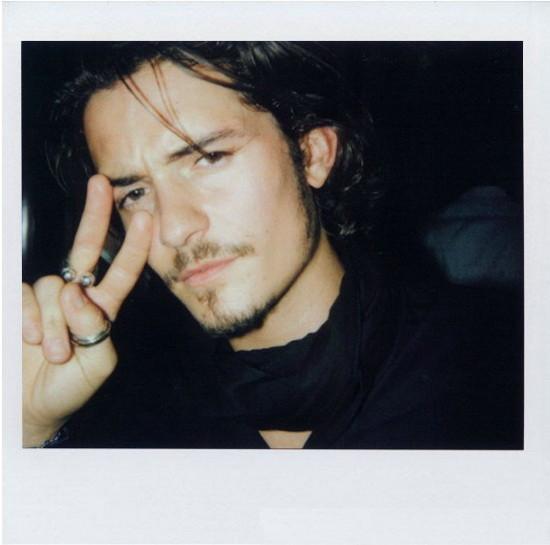 Сelebrities and Jeremy Kost with Polaroid. Изображение № 1.