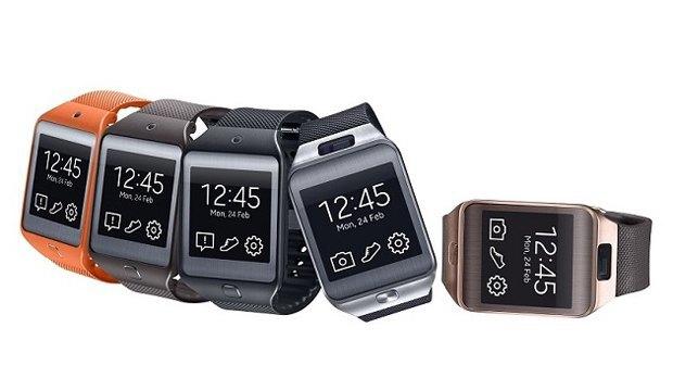 Samsung представила новые модели «умных» часов. Изображение № 1.