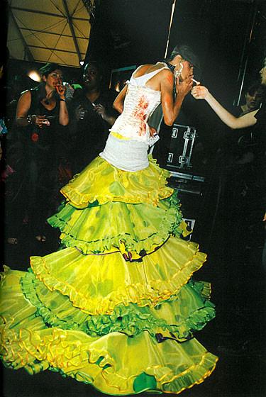 Роксанна Лоуит: за кулисами Dior. Изображение № 14.