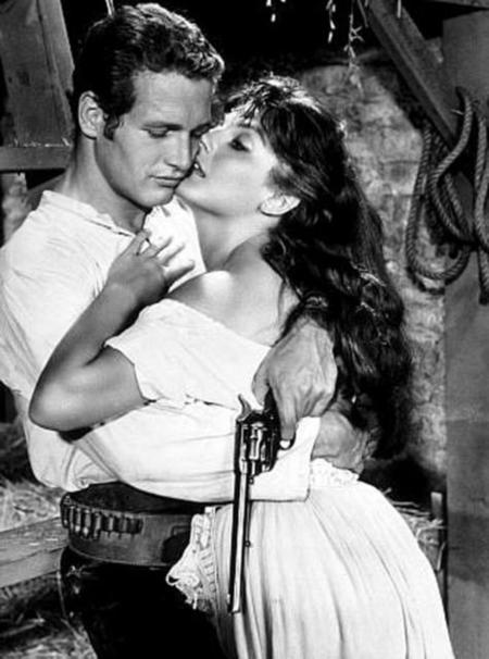 During the 1950s and 60s Paul Newman had a legendary sex appeal. He