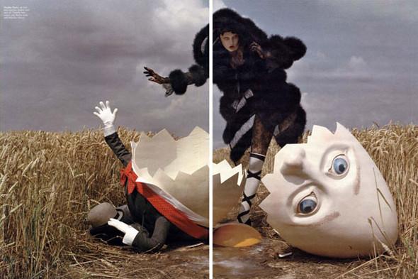 Последние работы фотографа Тима Уолкера(Tim Walker). Изображение № 7.