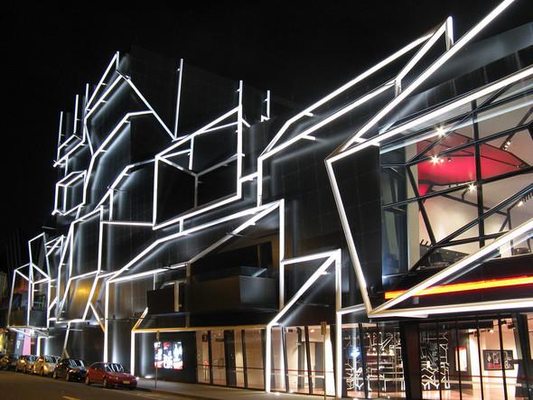 Театр вМельбурне. Изображение № 2.