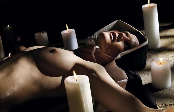 Обнажение тела идуши. Изображение № 11.