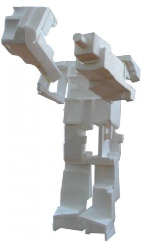 Роботы изпенопласта Майкла Салтона. Изображение № 8.