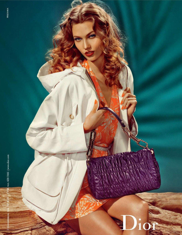 Изображение 1. Рекламная компания весна Dior.. Изображение № 1.