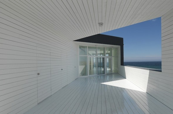 Long Studio, Fogo Island by Saunders Architecture на thisispaper.com. Изображение № 12.