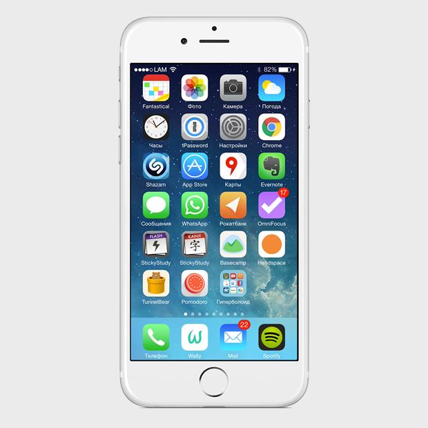 Экран моего смартфона: сооснователь «Гиперболоида» Роман Гарин. Изображение № 2.