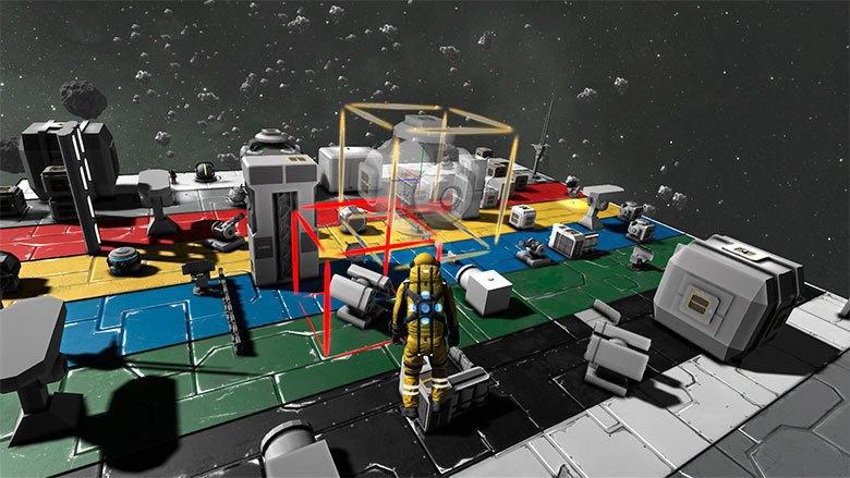 Как сделать космический Minecraft для физиков-любителей. Изображение № 8.