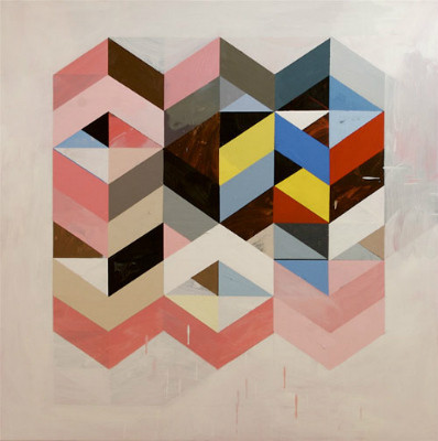 Точка, точка, запятая: 10 современных абстракционистов. Изображение № 45.