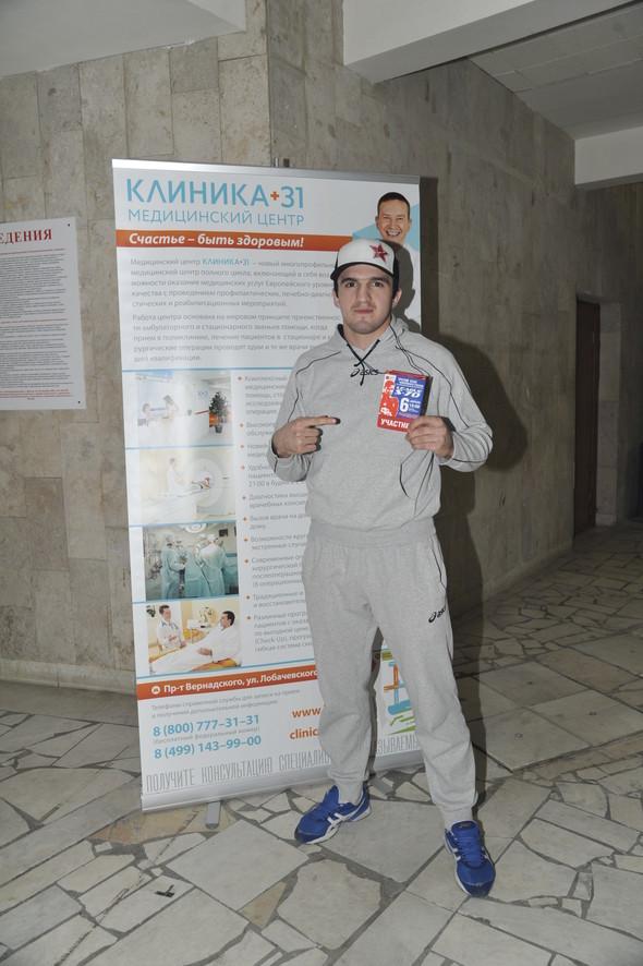 Звезды поддержали спорт на третьем этапе чемпионата России по смешанны. Изображение № 4.