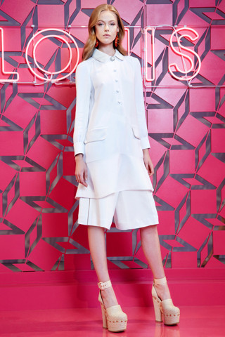 Коллекции Resort 2013: Christian Dior, Louis Vuitton, Marios Schwab и другие. Изображение № 11.