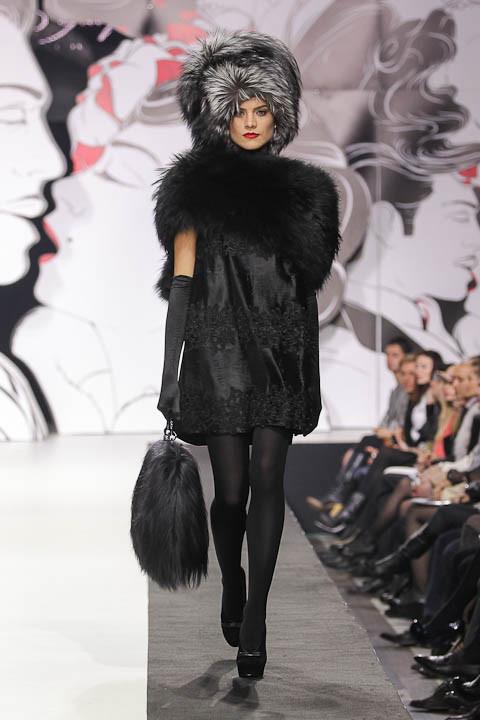 """Коллекция """"La Femme Magnifique"""" Модного Дома Игоря Гуляева. Изображение № 30."""