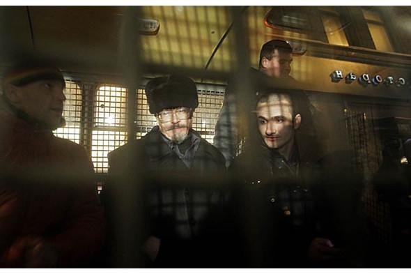 Сергей Пономарев из Ассошиэйтед пресс показывает фотографии и говорит о своем отношении к тому, что снимает, и делится тем, как это было.. Изображение № 51.