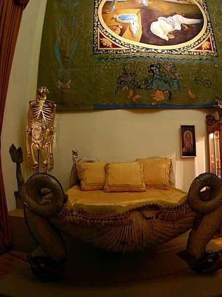 Дом-музей Сальвадора Дали вФигейросе, Испания. Изображение № 12.