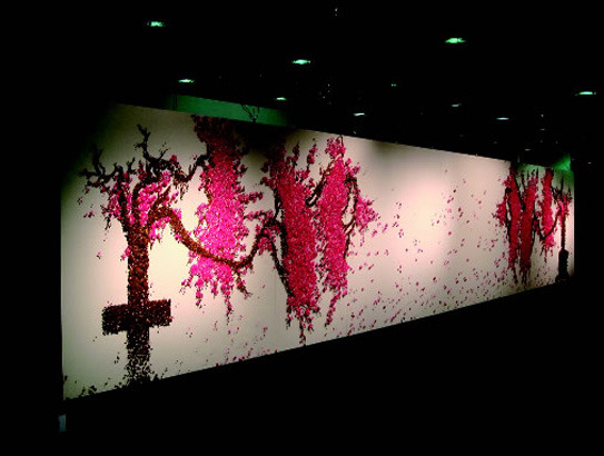 Тысячи мелочей: Настенные панно Рен Хванг. Изображение № 13.