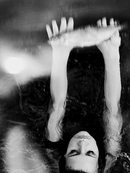 ЮляНиконова «Рыбы нельют слез, онивних живут». Изображение № 8.